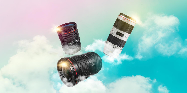 Los tres objetivos que todo fotógrafo debe tener